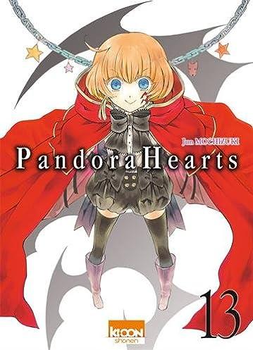 pandora hearts jeu en ligne