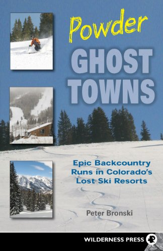 Powder Ghost Towns: Epic Backcountry Runs in Colorado