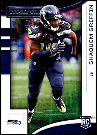 2018 Panini Rookies and Stars  193 Shaquem Griffin NM-MT RC Seattle Seahawks  Official bf430cccc