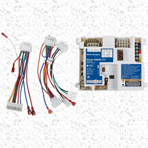 Furnace Control Module, OEM Replacement primary