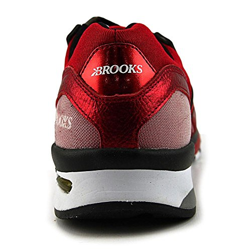 Brooks Heritage Mens Regent Haute Red / Black 10,5 D Us