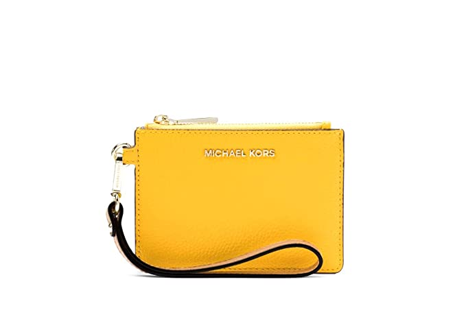 ca2cc086a4a3c9 Image Unavailable. Image not available for. Colour: MICHAEL Michael Kors  Mercer Leather Coin Purse ...