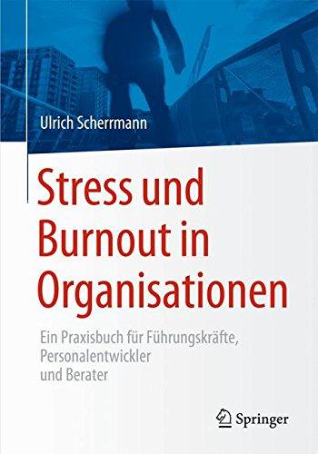 Stress und Burnout in Organisationen: Ein Praxisbuch für Führungskräfte, Personalentwickler und Berater