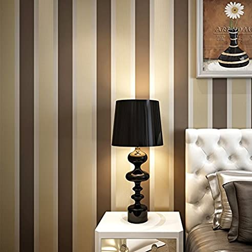 Btjc Vlies Tapete Einfach Streifen Tapete Wohnzimmer Schlafzimmer