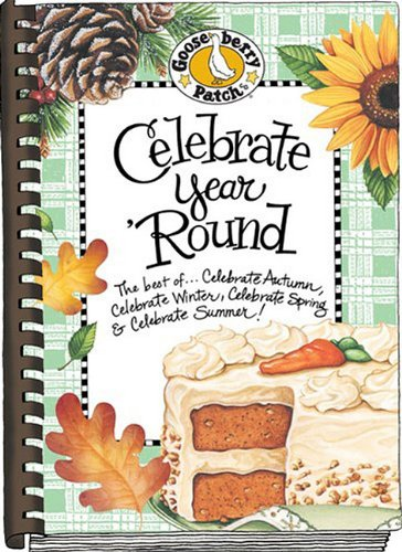 Celebrate Round Cookbook Everyday Collection