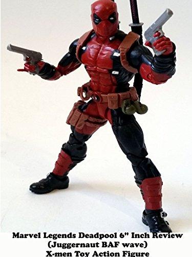 [Review: Marvel Legends Deadpool 6