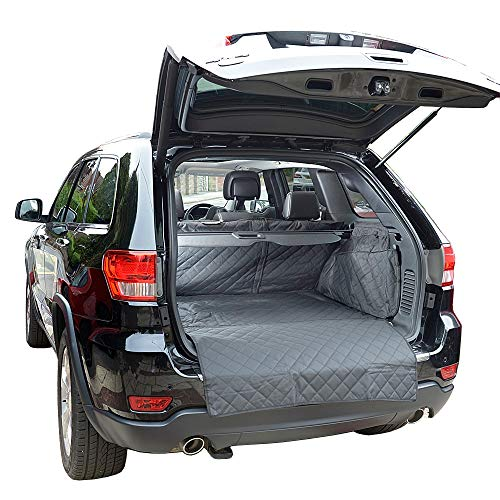 (North American Custom Covers Cargo Liner for Jeep Grand Cherokee - Quilted, Waterproof & Tailored - Generation 4 (Wk2))