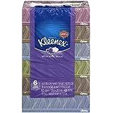 Kleenex Ultra Facial Tissue Flat Bundle, 70 count (Pack of 6)