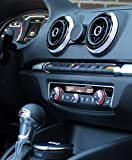 (US) Magnetic Cell Phone Holder by Clearmounts - Audi A3/S3/RS3 (8V) 2014-2017