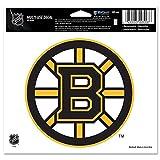 NHL Boston Bruins Multi-Use Colored Decal, 5″ x 6″