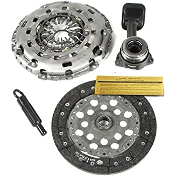 LUK CLUTCH KIT w SLAVE CYLINDER 2002-4/2004 FORD FOCUS SVT 2.0L 6-SPEED