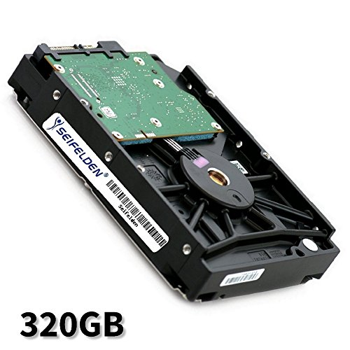 Seifelden 320GB Hard Drive 3 Year Warranty for HP Workstation xw4100 xw4200 xw4300 xw6000 xw6200 xw8000 xw8200 xw9300 (Workstation Xw6200)