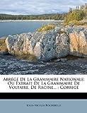 Abrégé de la Grammaire Nationale, Louis-Nicolas Bescherelle, 1246446987