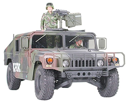 Tamiya 300035263 - 1: 35 US M1025 Humvee Armed & Lobster (2)