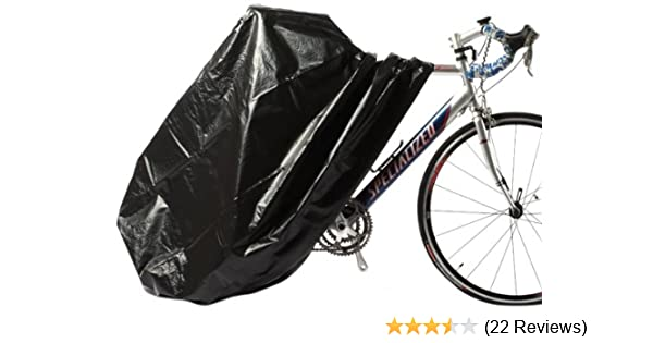 "VINYL BICYCLE COVER WEATHER /& DUST RESISTANT 70/"" X 39/"""