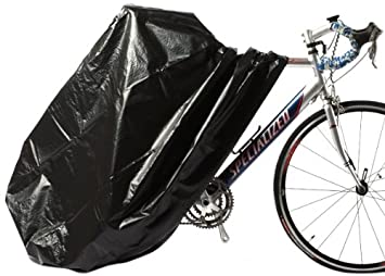 Amazon.com  Zerust Rust Preventive Bicycle Storage Bag with Plain Closure Black  Bike Covers  Sports u0026 Outdoors  sc 1 st  Amazon.com : bike storage bags  - Aquiesqueretaro.Com