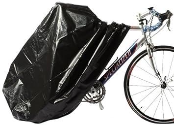 Amazon.com  Zerust Rust Preventive Bicycle Storage Bag with Plain Closure Black  Bike Covers  Sports u0026 Outdoors  sc 1 st  Amazon.com & Amazon.com : Zerust Rust Preventive Bicycle Storage Bag with Plain ...