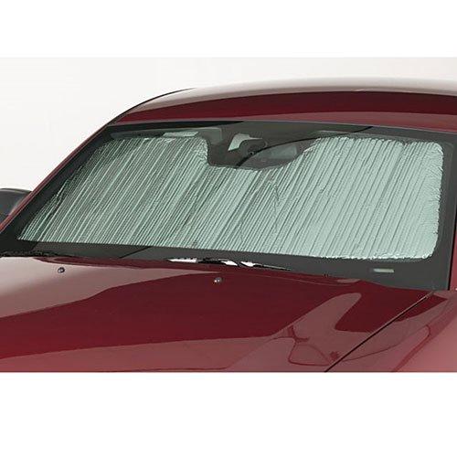 Covercraft Flex Shade Windshield Sunscreen: 2009-16 Fits Audi A4, S4 Sedan & Avanti Wagon (Includes Quatro Models) (Silver) (UR11094) ()