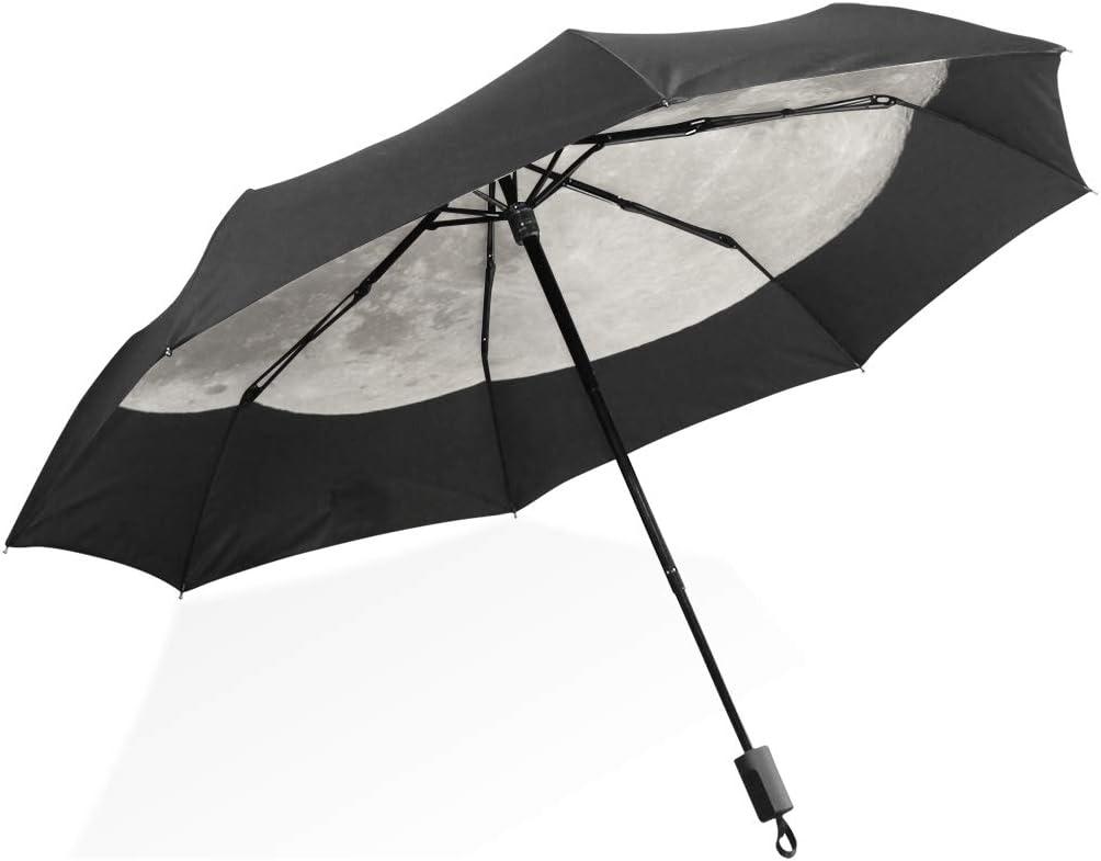 Towels Blue Owl Automatic Umbrella Auto Open Close Folding Windproof Foldable For Men Women Kids