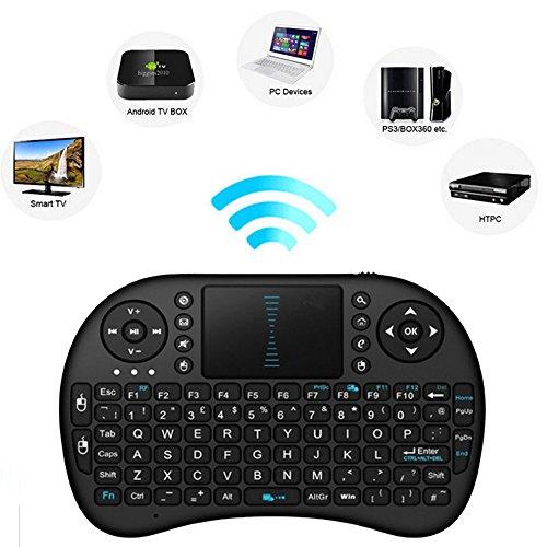 Wireless Touchpad Keyboard Multi media Portable