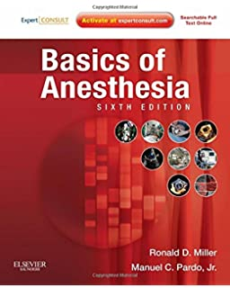 Basics of anesthesia 9780323401159 medicine health science books basics of anesthesia expert consult title online print fandeluxe Gallery