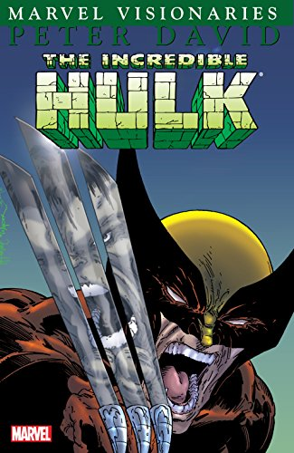 Hulk: Visionaries - Peter David Vol. 2 (Incredible Hulk (1962-1999))