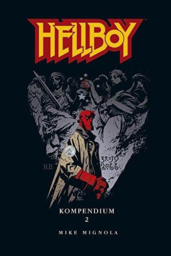 Hellboy Kompendium 2
