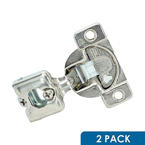 2 Pack Rok Hardware Grass TEC 864 108 Degree 3/4
