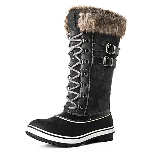 Global Win Globalwin Womens 1730 Winter Snowboots 1735grijs