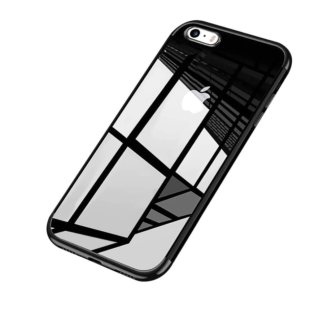 Elettrodomestici Surakey Cover iPhone 5/5S/SE Ultra Trasparente HD ...