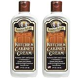 Diamond Kitchen Cabinets Parker & Bailey Kitchen Cabinet Cream, 8 oz. Bottle, 2 Pack