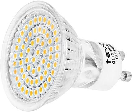NEU noch 6 Stück LED Strahler Spot warmweiß 240V GU10 3W