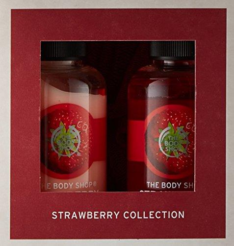 The Body Shop Strawberry Treats Gift Set - Buy Online in UAE