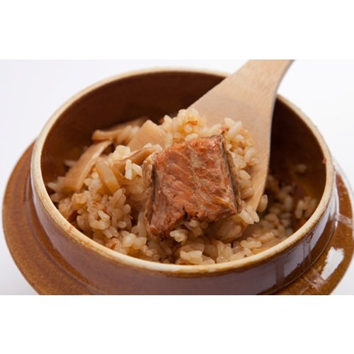 G7 Japan food service nationwide name Sen pottery this kettle rice sockeye one meal by G-7 Japan Food Service (Image #1)
