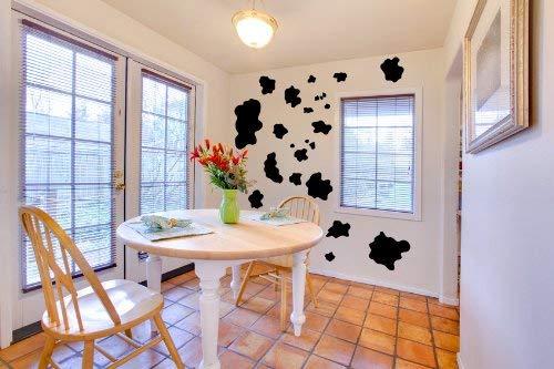 Cow Spots Vinyl Wall Decal Sticker