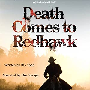 Death Comes to Redhawk Audiobook