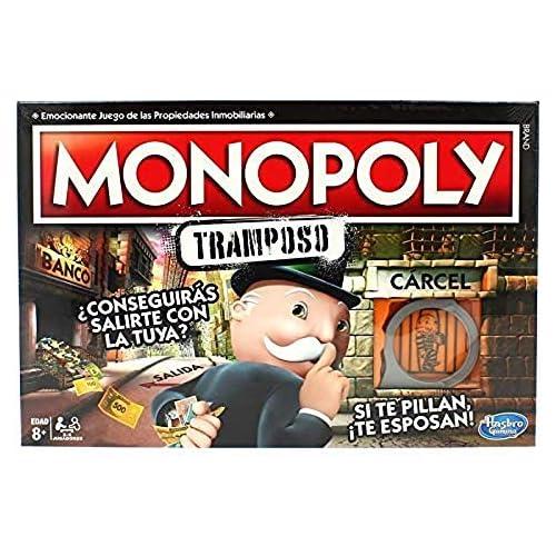 chollos oferta descuentos barato Monopoly Tramposo Versión Española Hasbro E1871105