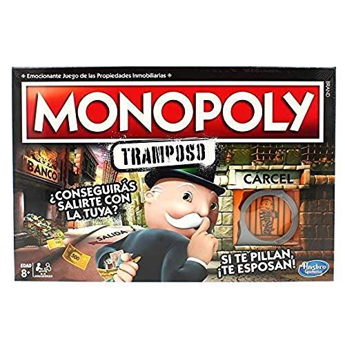 Monopoly- Tramposo (Version Espanola) (Hasbro E1871105)