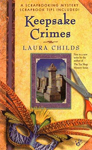 Keepsake Crimes (A Scrapbooking Mystery) - Keepsake Series