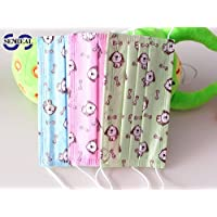 SENREAL Cute Disposable Non-Woven Masks 2