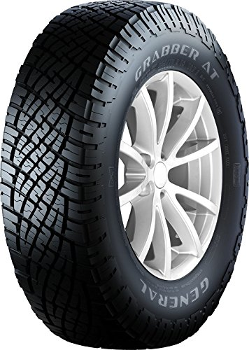 GENERAL 255/55 R18 109H GRABBER AT M+S MIX 4X4