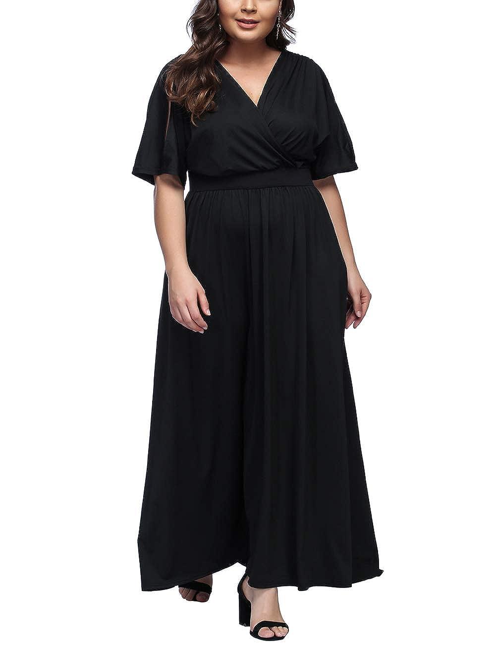 TALLA XL/ES 46-48. FeelinGirl 1950 Año Retro A-Línea Falda de Fiesta para Mujer Oscuro XL/ES 46-48