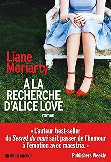 A la recherche d'Alice Love, Moriarty, Liane