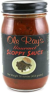 product image for Ole Ray's Gourmet Sloppy Sauce (2 Pack of 16 Oz. Bottles)
