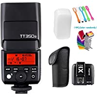 Godox TT350S 2.4G HSS 1/8000s TTL GN36 Wireless Speedlite...