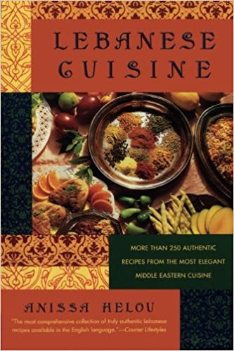 Lebanese cuisine more than 250 authentic recipes from the most lebanese cuisine more than 250 authentic recipes from the most elegant middle eastern cuisine anissa helou 9780312187354 amazon books forumfinder Images