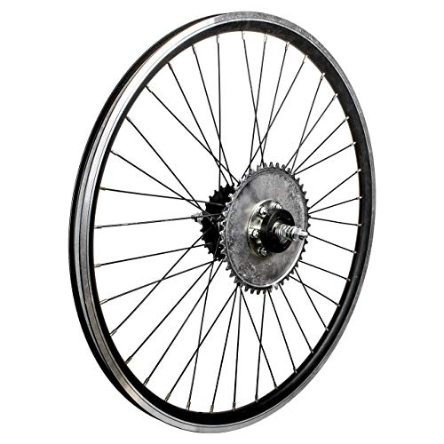 Gru-Bee HD Bike Wheel and Axle Kit