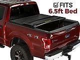 Gator Tri-Fold Tonneau Truck Bed Cover Chevy Silverado GMC Sierra  2014-2017 6.5' Bed 59110
