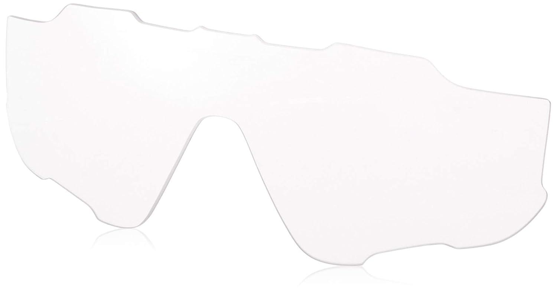 0e91910de3 Oakley Lenses 101-352-008 Clear Jawbreaker Sunglasses  Amazon.co.uk   Clothing