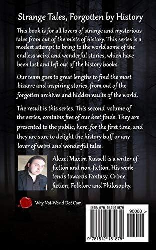 Read Forgotten Lore Volume Ii By Alexei Maxim Russell
